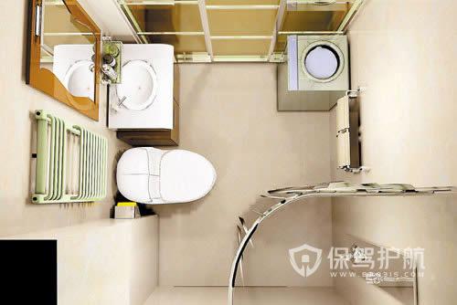 2*2米的卫生间如何装修?卫生间有小飞虫怎么办?