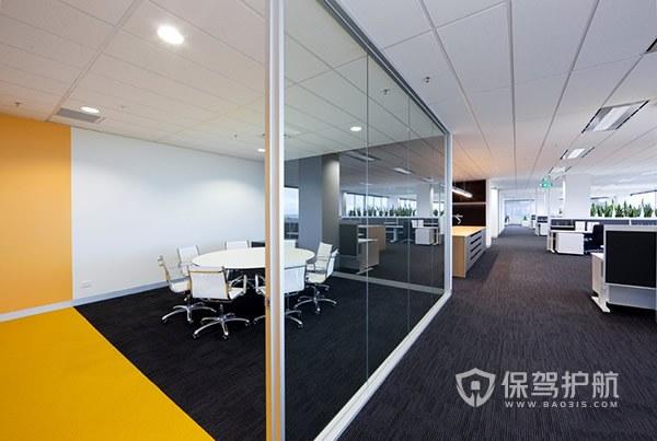 大型开放式个性办公室设计图