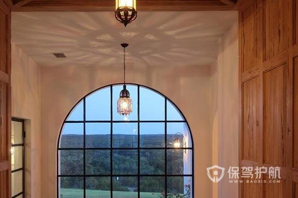 2019拱形窗户设计效果图-门窗装修