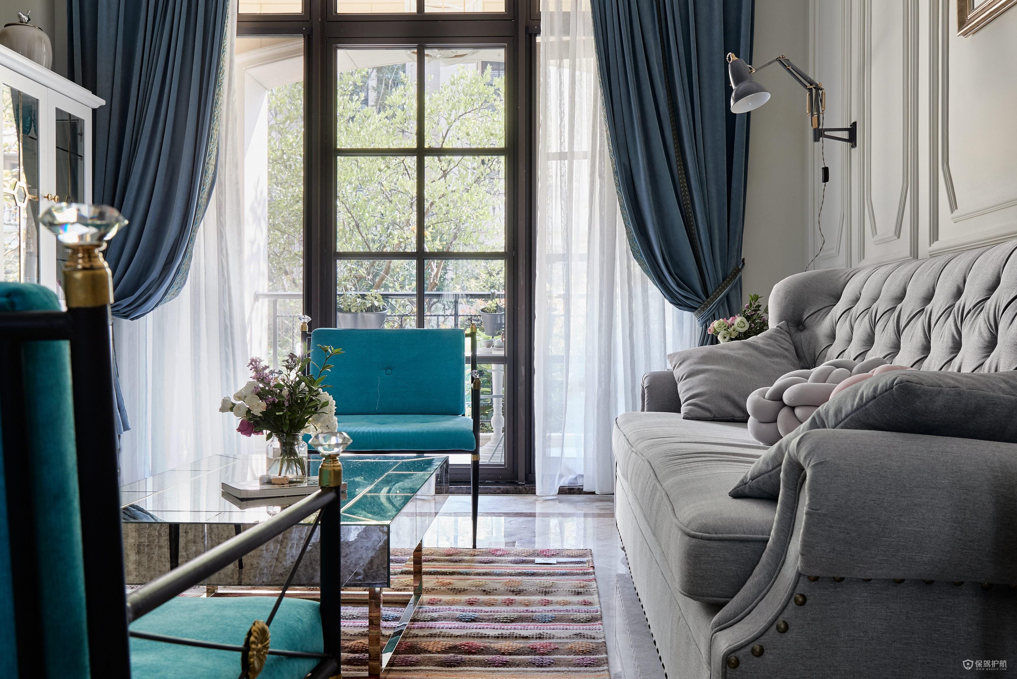 2019最流行的门窗效果图,窗户窗帘怎么搭配好看?
