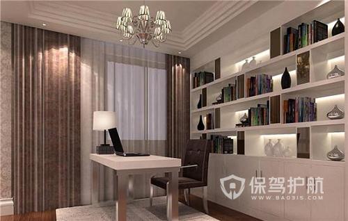 房间采光不好有什么解决办法?书房灯具如何选择?
