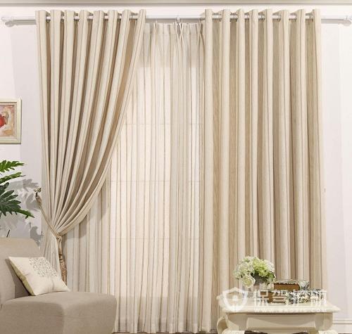 书房窗帘效果图欣赏 买窗帘要注意什么才不被宰?