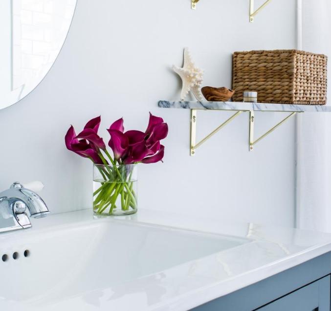 8个低成本小浴室设计技巧