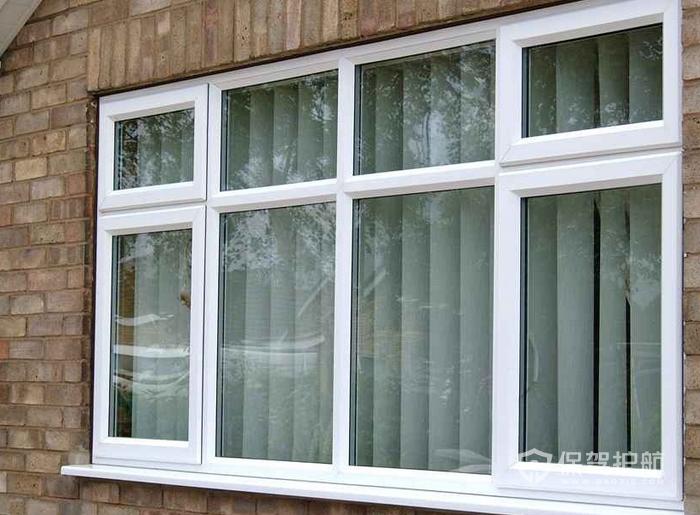 塑钢门窗漏风——保驾护航