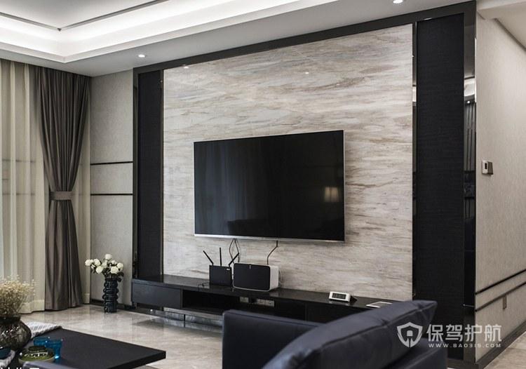 客厅电视墙朝向哪边风水好?客厅电视墙装饰风水讲究有哪些?