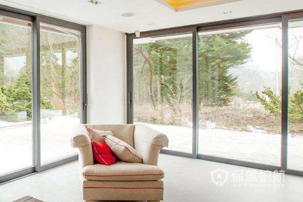 大厅玻璃隔墙设计图-保驾护航装修网