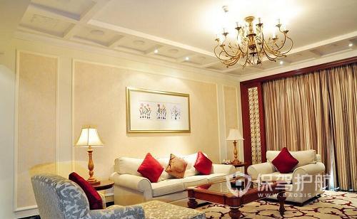 客厅装什么灯最实用?客厅吸顶灯怎么拆卸?