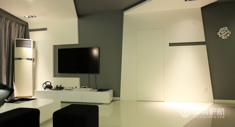 电视墙暗门设计——保驾护航