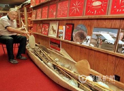 美国老人非法收集古文物 内含2000块人类遗骸