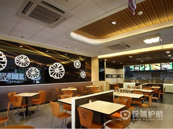 普通快餐店如何进行设计?普通快餐店设计技巧