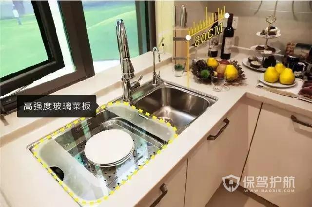 25个厨房装修细节-保驾护航装修网