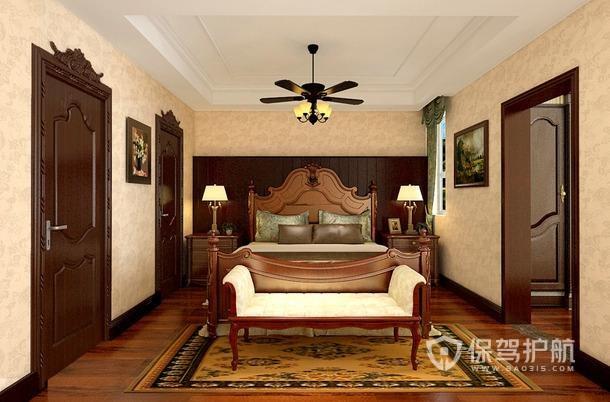 卧室实木门怎么挑选?实木门安装步骤有哪些?
