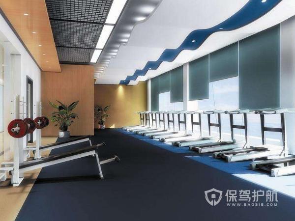 80平米健身房如何施工 80平米健身房施工要点