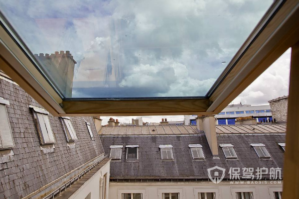 阁楼开窗设计图-保驾护航装修网