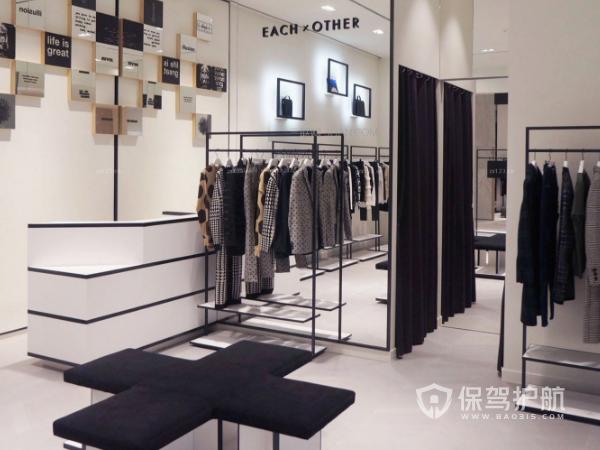 服装店如何个人设计?服装店个人设计方案
