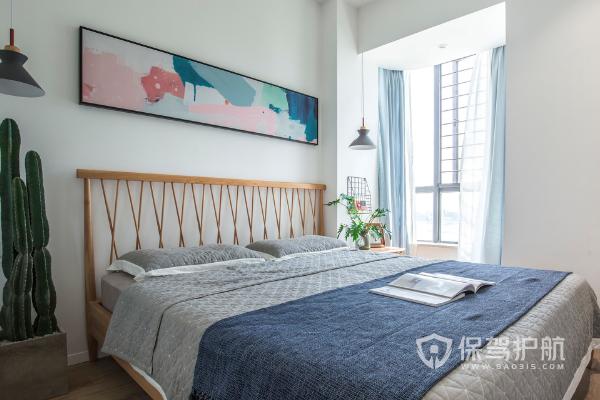 现代简约卧室装修协议-卧室装修