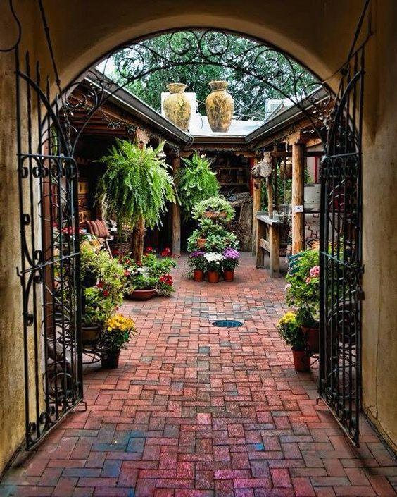 别墅装修庭院这样设计,装修效果堪比皇家园林!