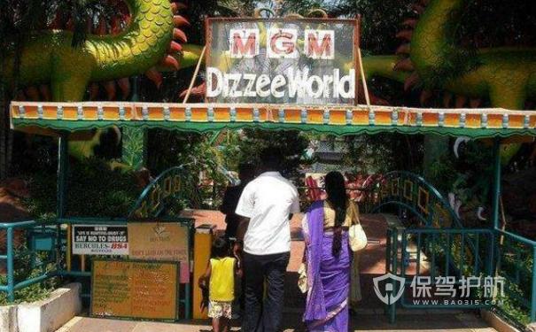 印度山寨迪士尼乐园,看完后笑到崩溃