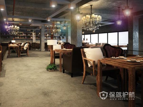 日式咖啡厅装修风水详情 日式咖啡厅装修凤凰时时彩平台永久网址图欣赏