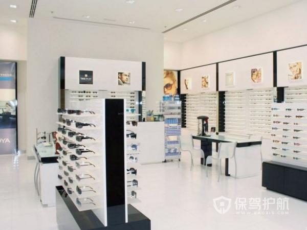 眼镜店门头设计好?要点店门头设计眼镜喷绘制作软件photo图片