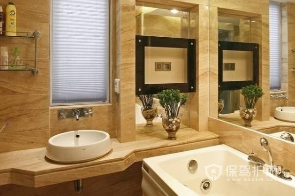 卫浴安装协议范本-浴室装修