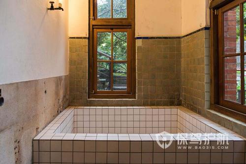 最新家用浴池包工合同 浴池更衣柜一般多大尺寸?