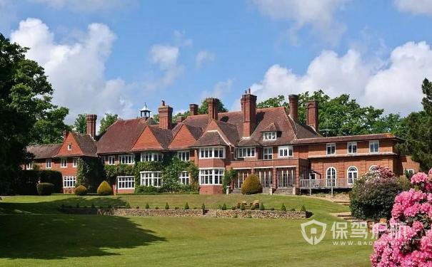阿黛尔曾租过的Lock House出售,豪华别墅仅月租就1.5万英镑