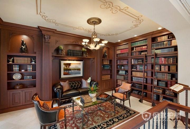 古典书房烹饪技法有哪些?古典书房装修效果图装修步骤顺口溜