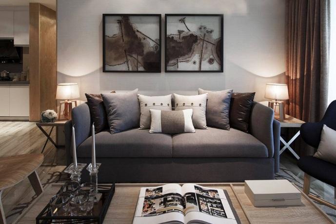 客厅沙发选购有哪些注意事项?皮沙发与布沙发哪种比较好?