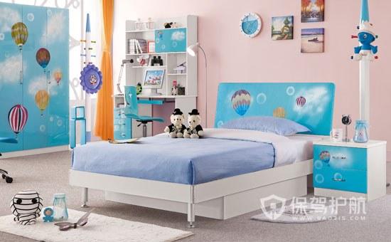 儿童床装修效果图-保驾护航装修网