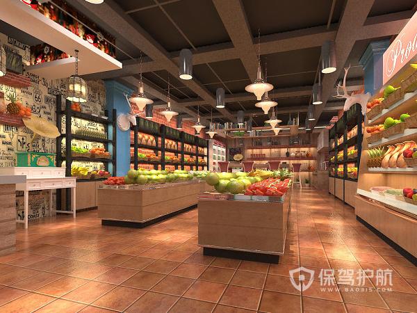 水果店装修预算包括哪些?水果店装修费用预算清单
