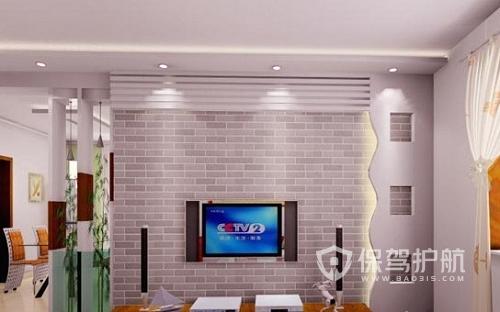 2019最新电视墙装修图片大全 电视背景墙新型材料有几种?