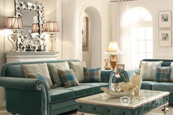 沙发套材质如何选购?沙发套定制价格与做法