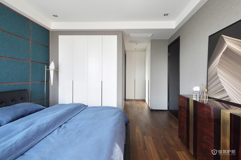 最新卧室衣柜图片大全,卧室衣柜尺寸多少好?