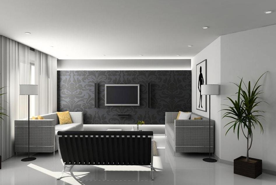 做家装设计时,灰色搭配什么颜色好看?