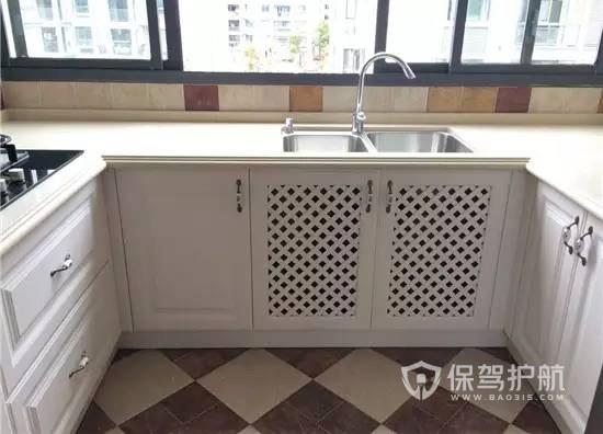 什么是吸塑橱柜门板?吸塑橱柜门板好用吗?-厨房装修