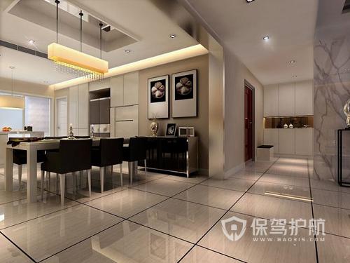 卫生间如何装修更实用?家居装修简约风格设计技巧