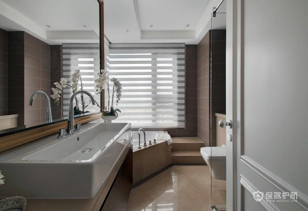 哪種衛生間防水涂料最好?防水衛生間裝修效果圖