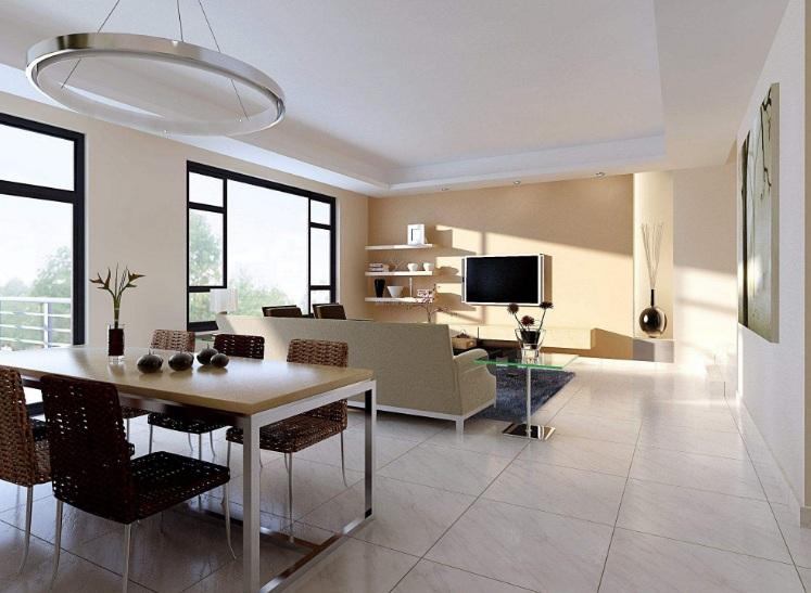 简约风格客厅装修如何设计? 简约风格客厅装修效果图