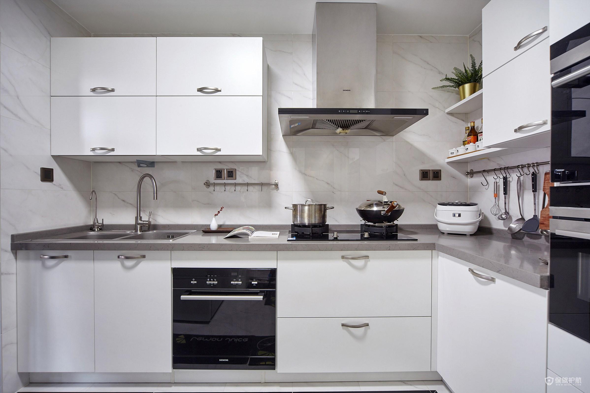 厨房装修-保驾护航
