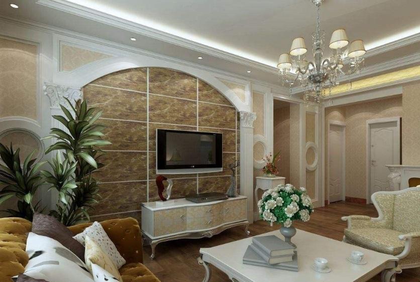 欧式风格客厅装修在搭配上有哪些注意事项?