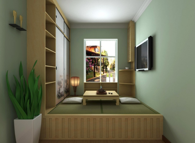 日式卧室装修有哪些要点? 日式卧室装修效果图借鉴