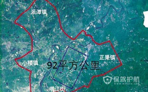 广州第二机场选址,处于论证阶段至少5个候选址