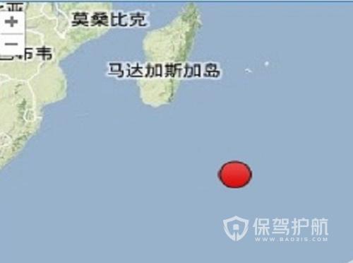 东南印度洋6.2级地震 震源深度10千米暂未发布海啸预警