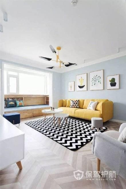 2室装修效果图,两室一厅装修房子装修风格