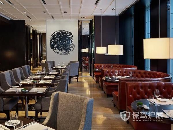 中式饭店装修需要多少钱?中式饭店装修费预算方案