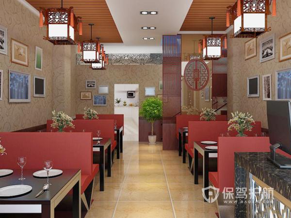 小餐厅装修风格有哪些 小餐厅装修效果图
