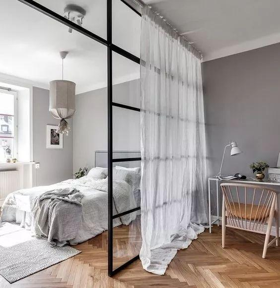 隔而不断的装修设计,不用多花一分钱,就能拥有宽敞又明亮的新房