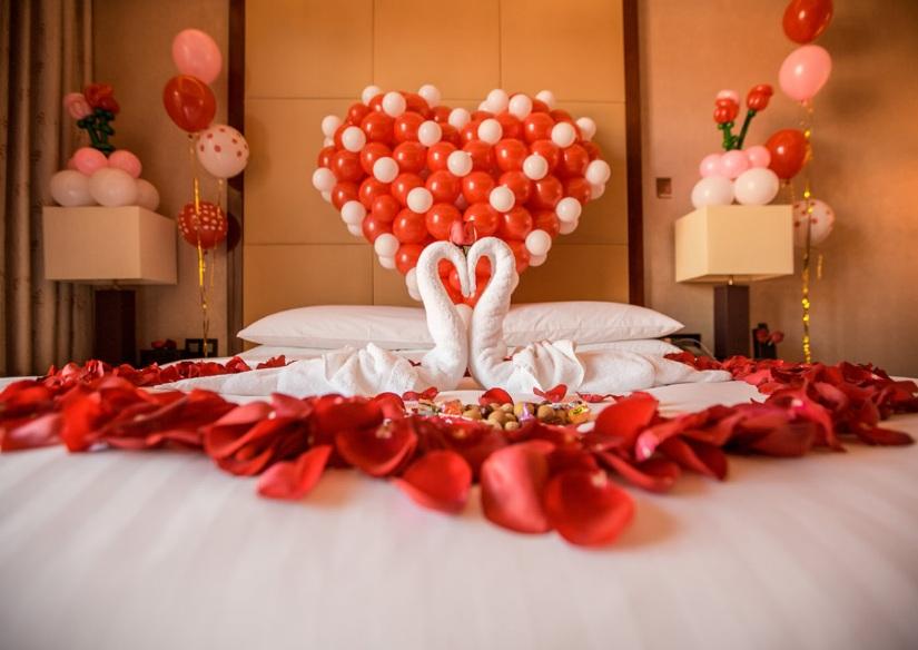 2019年酒店婚房布置图与方案 酒店婚房布置有哪些禁忌?