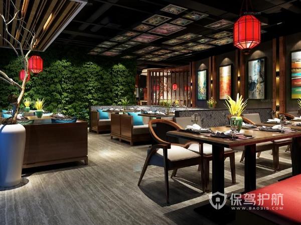 中式餐厅如何装修?中式餐厅装修步骤